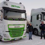 ZR Trade - DAF kamiony auto, kamion, autodoprava , zr trade