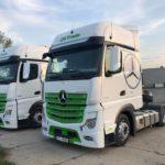 ZR Trade - Mercedes v barvách auto, kamion, autodoprava , zr trade