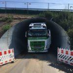 ZR Trade Volvo tunel auto, kamion, autodoprava , zr trade