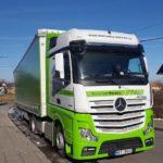 ZR Trade - kamion Mercedes auto, kamion, autodoprava , zr trade