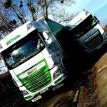 ZR Trade kamiony DAF auto, kamion, autodoprava , zr trade