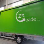 ZR Trade plachta auto, kamion, autodoprava , zr trade