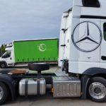 ZR Trade - tahač z profilu auto, kamion, autodoprava , zr trade